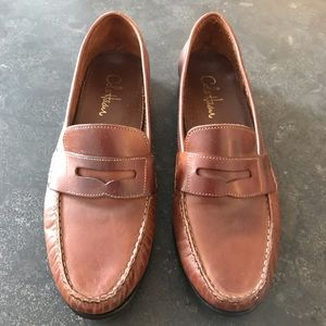 Cole Haan Brown Loafers, size 10.5